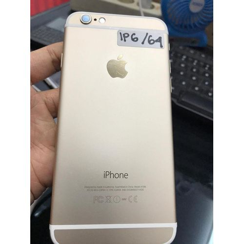 Jual Apple Iphone 6 64gb Gold Space Gray Bekas