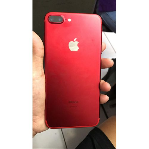 Jual Apple iPhone 7 Plus 128gb red Bekas 30ac5e9386